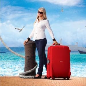 0ce885d4a7ca Какой чемодан лучше на 2 или 4 колесах  - Robinzon.ru - Блог