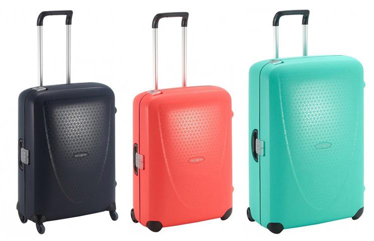 Пластиковые чемоданы Samsonite Termo Young