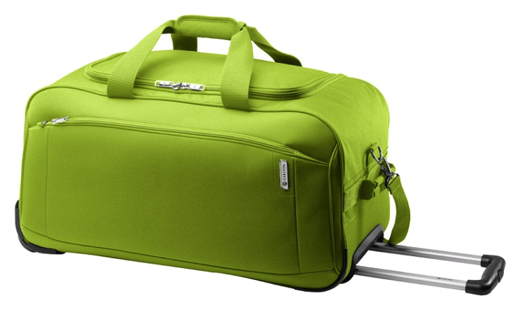 фото сумки на колесах