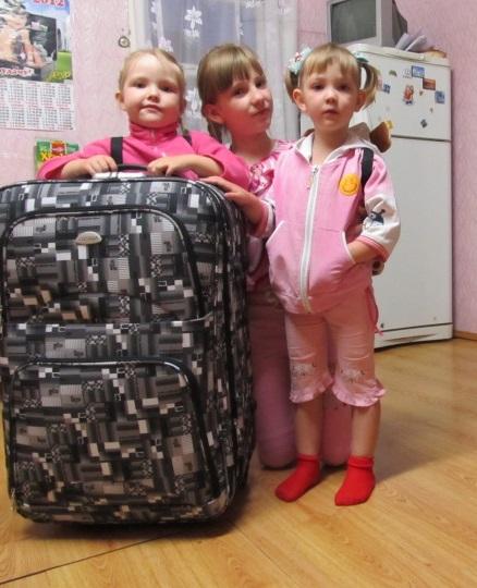 Большой чемодан для всей семьи. Как выбрать  - Robinzon.ru - Блог 4935373e48e