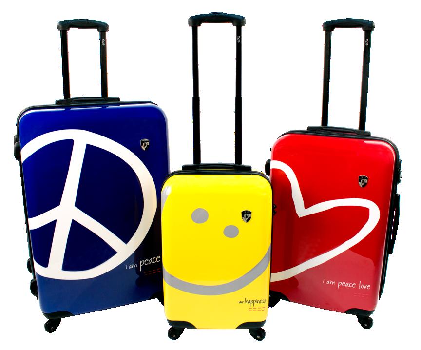 Своими руками желтые чемоданы 87