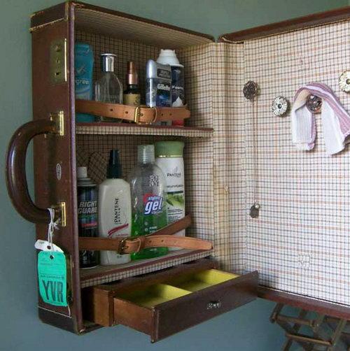 Органайзер для Реставрация старого шкафа своими руками