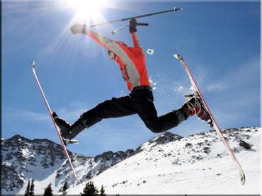 Как перевозить лыжи в самолете?