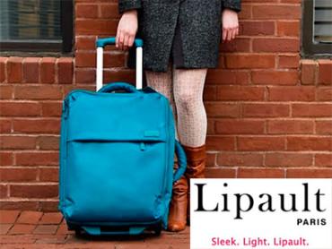 Женские чемоданы и сумки Lipault