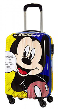 Яркие женские чемоданы детский школьный рюкзаки