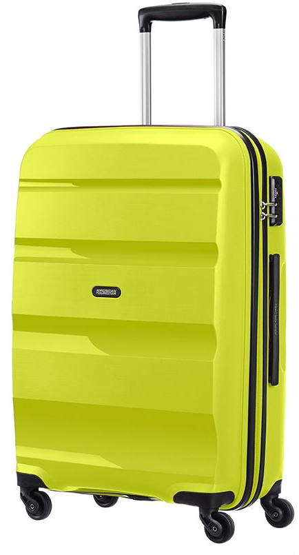 b6427e68e786 Разнообразные линии на корпусе чемодана еще и служат ребрами жесткости,  например у таких моделей, как American Tourister 85A 002 Bon Air Spinner M  или ...