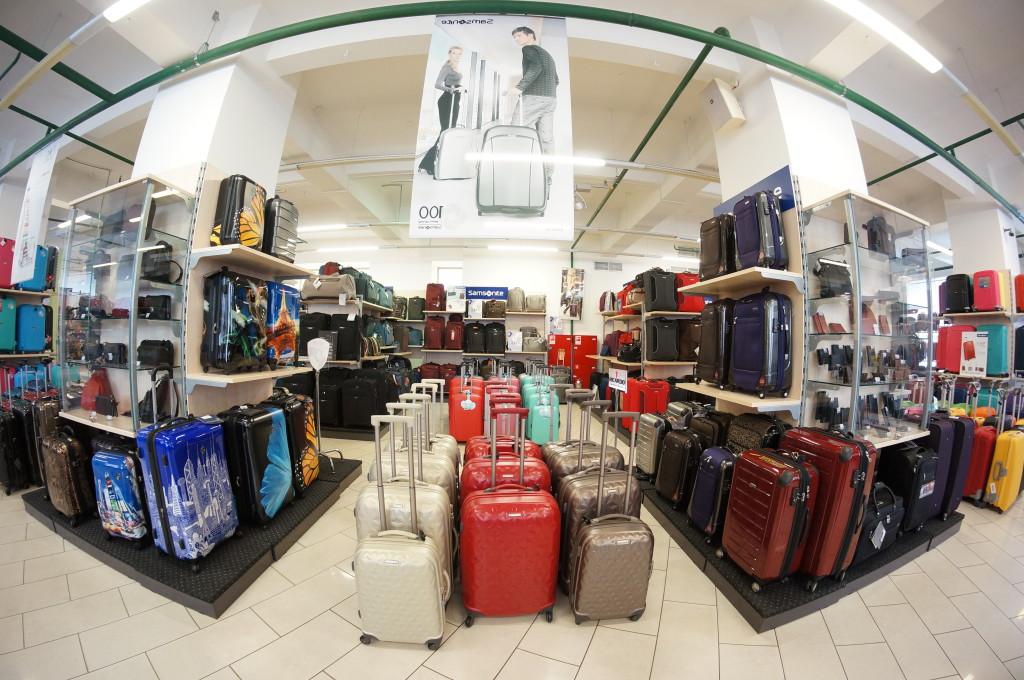 Магазины портфелей, сумок и чемоданов в Кургане - адреса