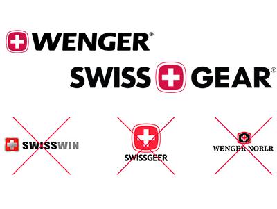Рюкзак Wenger подделка: как отличить?
