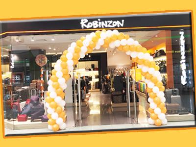 Магазин Робинзон в Москве: мы открылись в ТЦ Фестиваль
