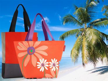 Пляжные сумки недорого интернет магазин Robinzon.ru