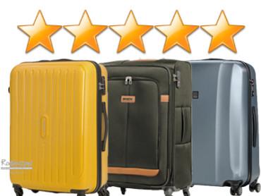 Лучшие чемоданы 2016 на Робинзон.ру!