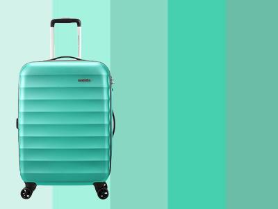 Яркие чемоданы рюкзаки кайт 2013