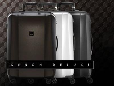 Чемоданы Titan Xenon Deluxe - Robinzon.ru - Блог ba5388688db