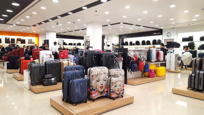Открытие нового магазина «Robinzon Premier» в ТДК «Смоленский Пассаж»