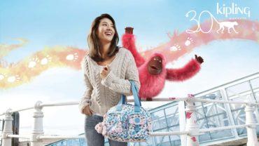 Сумки и рюкзаки Kipling – скоро в продаже!