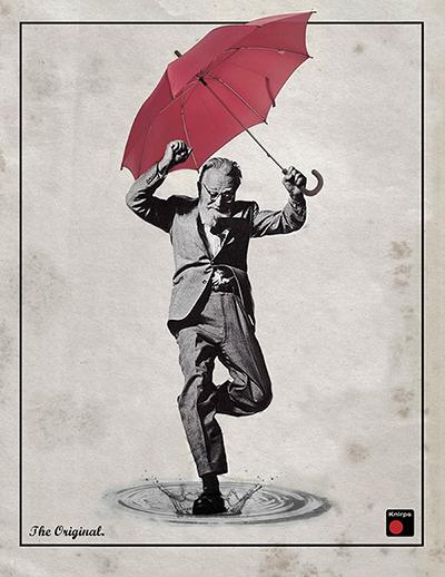 Зонты Knirps — встречайте новинку в магазинах Robinzon!