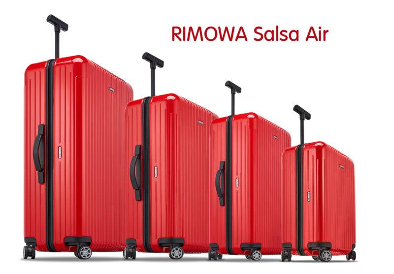 Изысканный багаж от RIMOWA