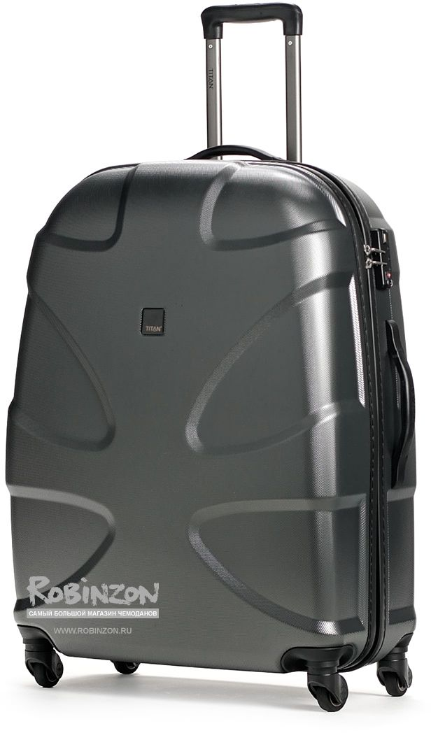 Чемодан Titan 80840116 X2 Shark Skin Trolley L 4w