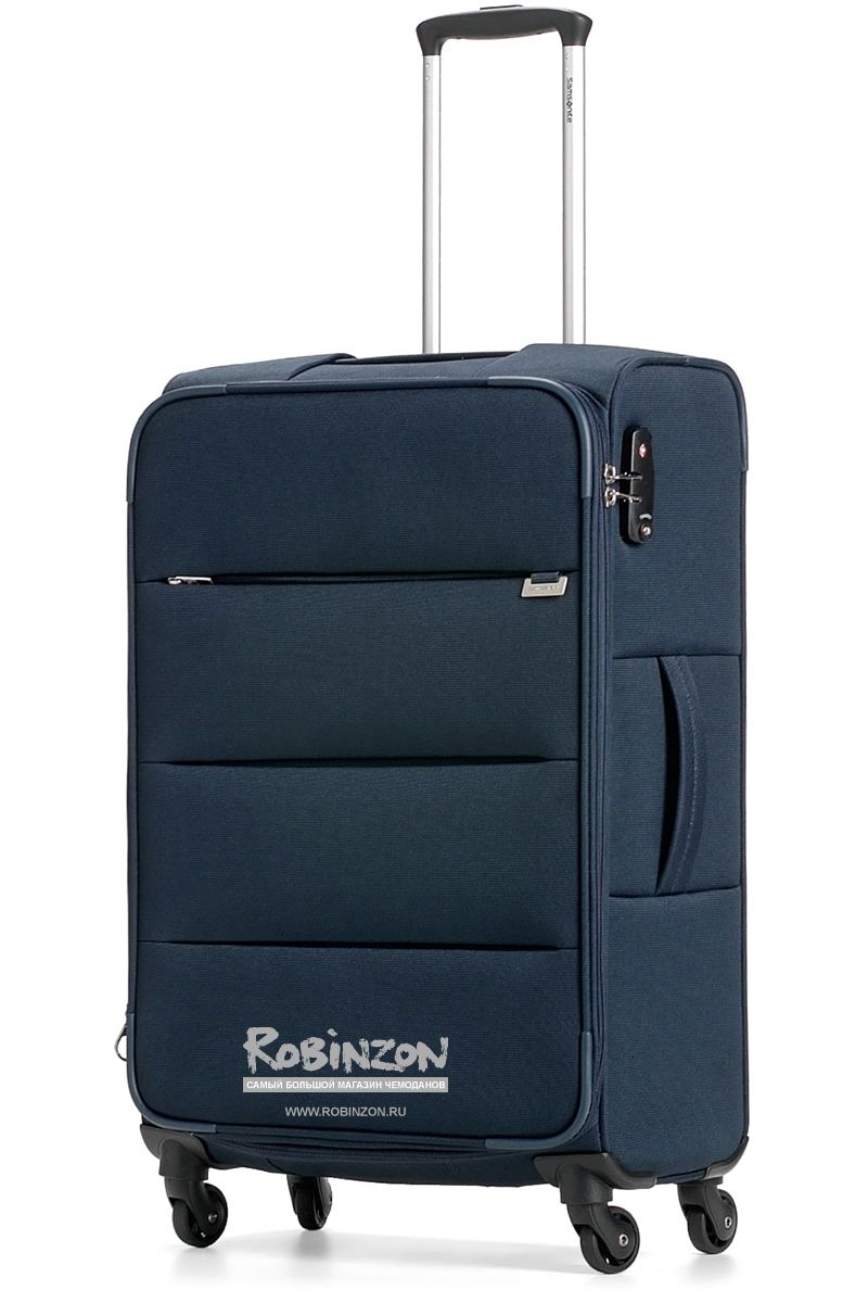 Чемодан Samsonite 92U*903 Corvo Spinner M 70/26 Exp