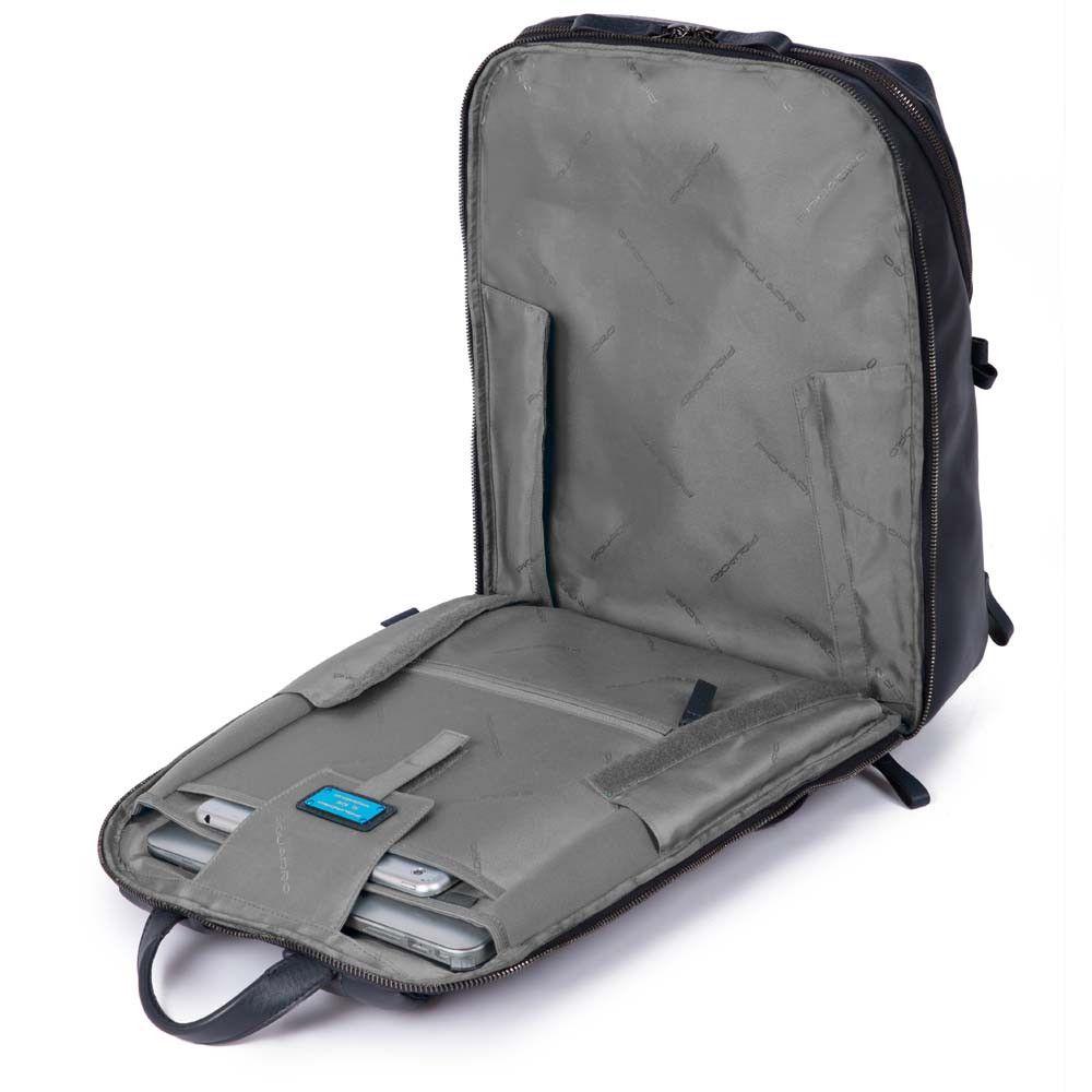 fdfbb4fcdcbf Рюкзак для ноутбука Piquadro CA4541W89/BLU Line