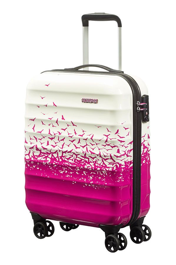 Чемодан American Tourister 02G*101 Palm Valley Spinner 55/20 Fly Away