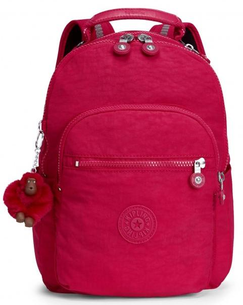 Рюкзак Kipling K1867409F Monkey Friends Seoul Go S Essential Small Backpack