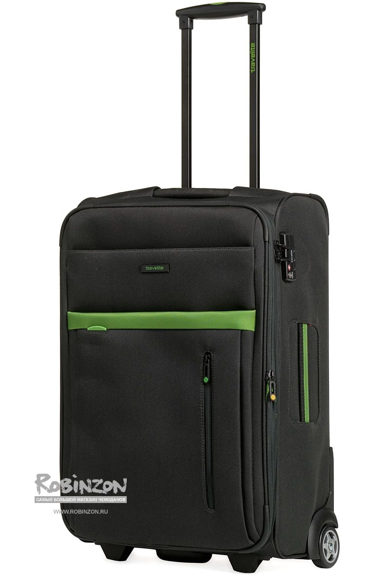 Чемодан Travelite 82368 Madeira 2.0 Trolley M 2w