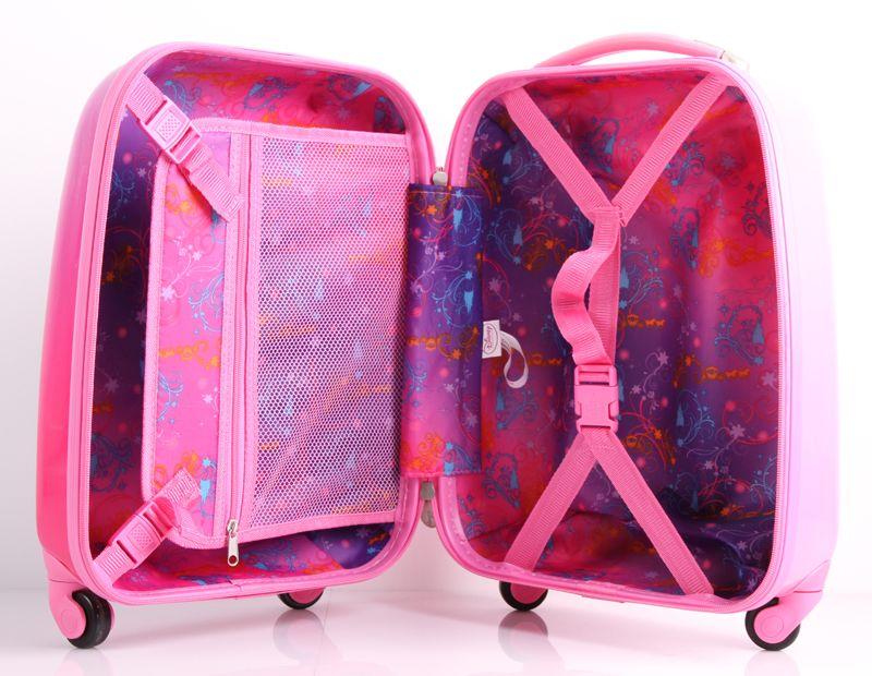 667502fa7bb3 Детский чемодан Disney Princess S4039G