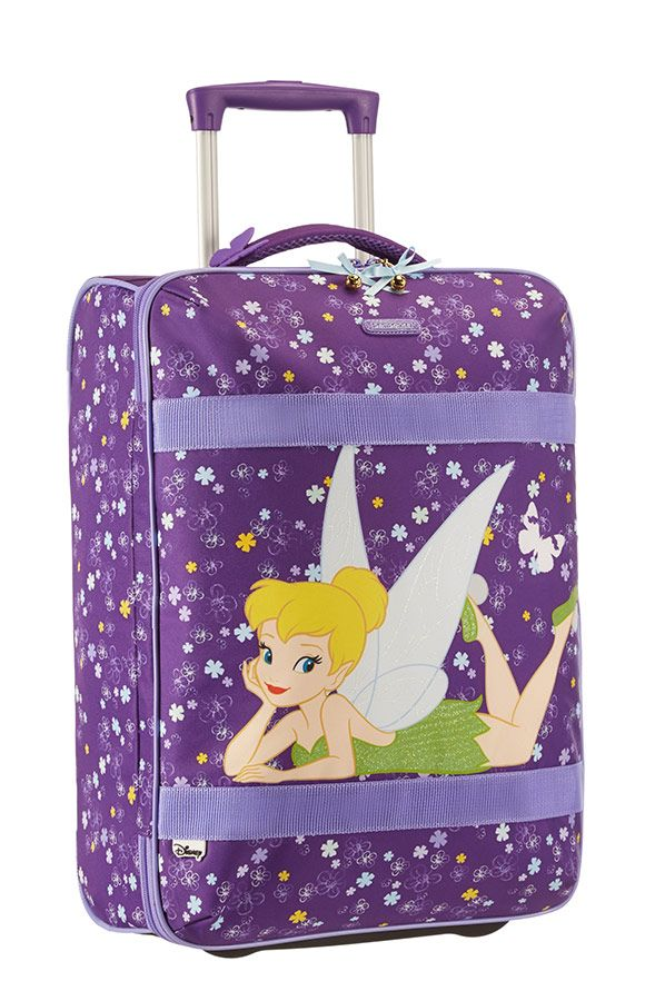 Чемодан детский Samsonite 17C*009 Disney Wonder Upright