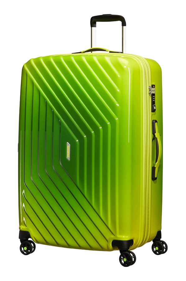 Чемодан American Tourister 18G*103 Air Force 1 Spinner 76 Exp