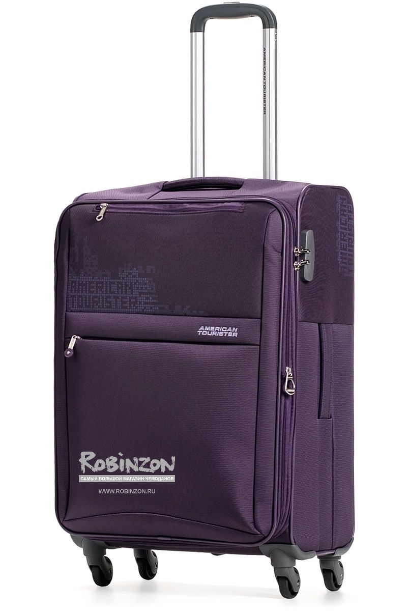 Чемодан American Tourister 84T*002 Decor Spinner 66/24 Exp.