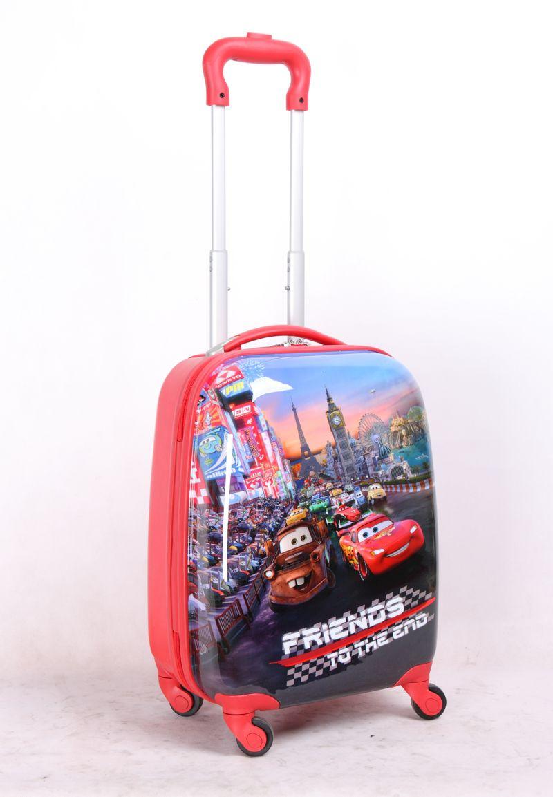 Детские дорожные сумки дисней детские чемоданы на колесиках trunki