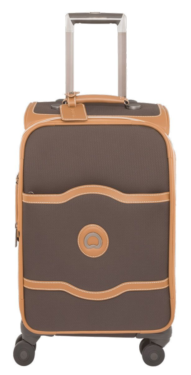 Чемодан Delsey 1771801 Chatelet Soft+ Cabin Trolley case
