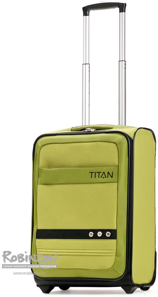 Чемодан Titan 33540303 Family 2 Trolley S 2w