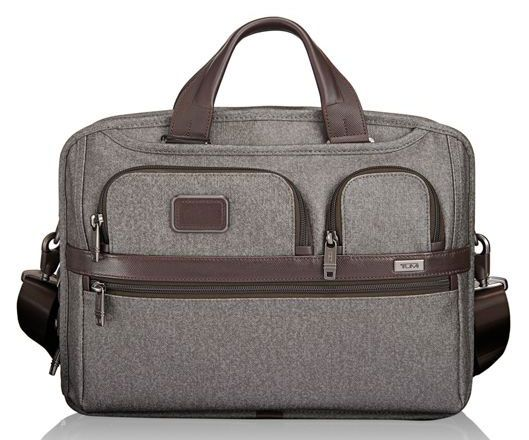 Сумка для ноутбука Tumi 26516EG2 Alpha 2 T-Pass Laptop Slim Brief