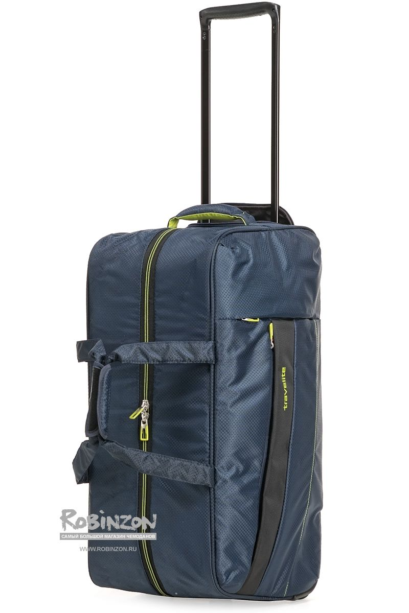 656be72f4666 Дорожная сумка на колесах Travelite 87101 Kite Wheeled Duffle