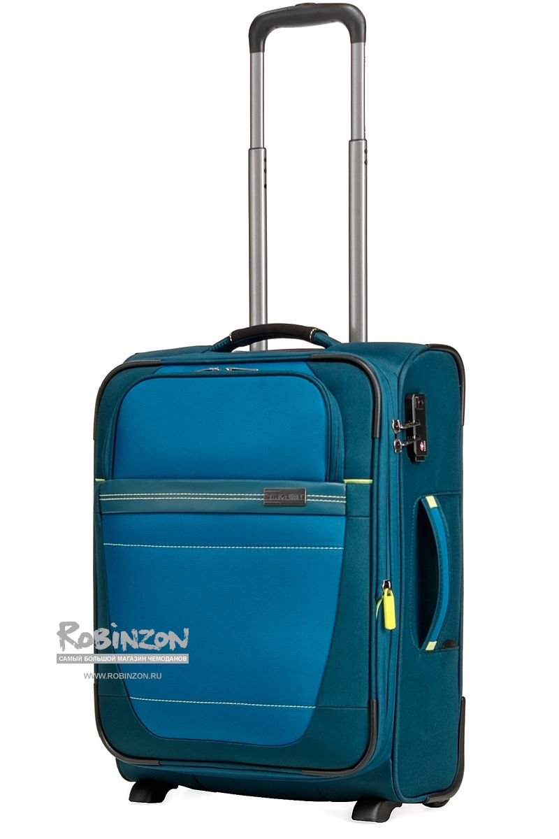 Чемодан Travelite 89407 Meteor 2w Trolley S exp