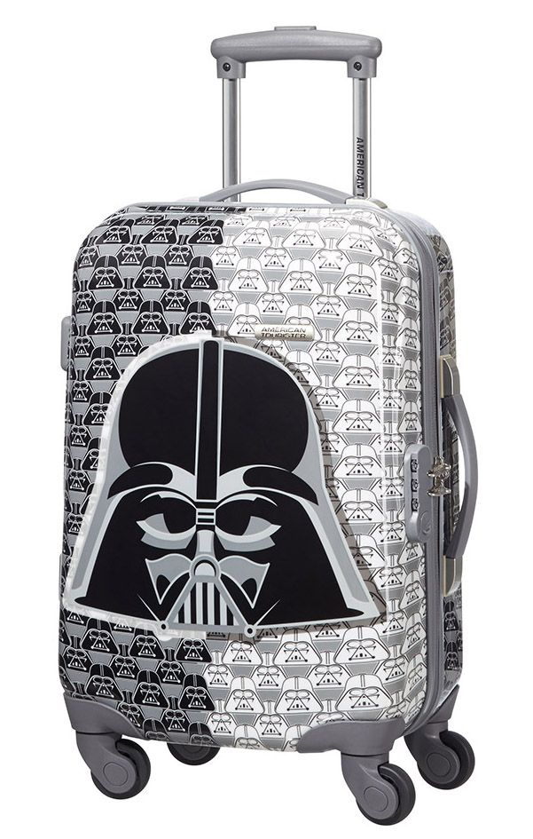 Чемодан American Tourister 22C*002 Star Wars Legends Spinner S Jazz