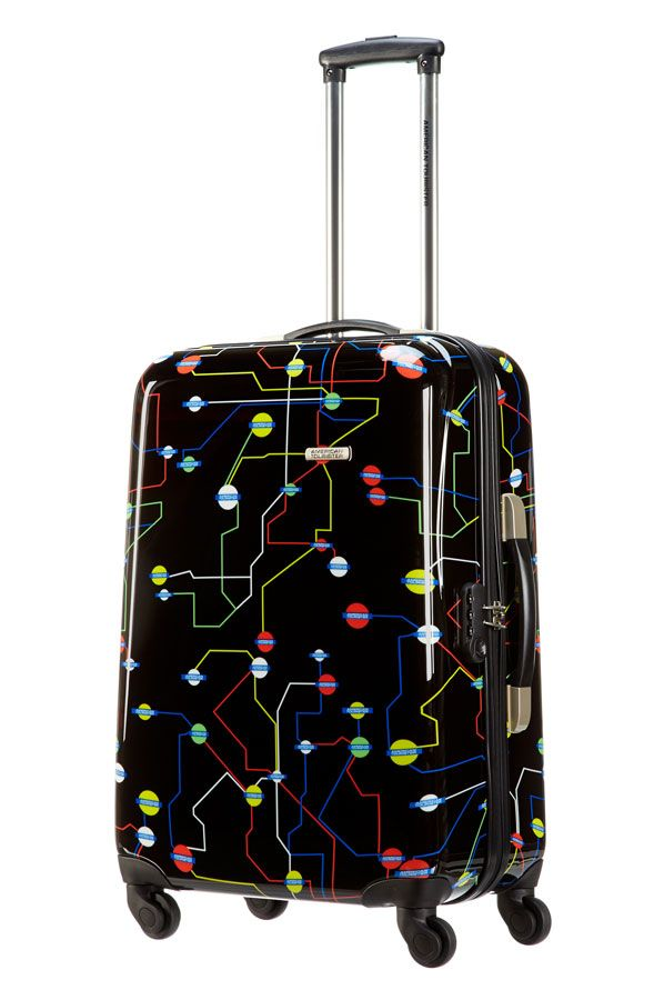04059a38f8ad Чемодан American Tourister 66A 003 Jazz Spinner M