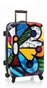 Чемодан Heys 16049 Britto Butterfly M Exp