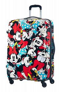 Чемодан American Tourister 19C*008 Disney Legends Spinner 75/28 Alfatwist