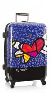 Чемодан Heys 16049 Britto Heart with wings M Exp