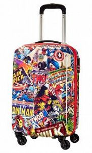 Чемодан American Tourister 21C*014 Marvel Legends Spinner 55/20 Alfatwist