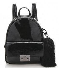 Рюкзак Guess HWPM6967310BKS Varsity Pop Patent Backpack