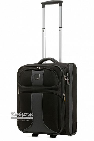 Чемодан Titan 294403 Arizona 2.0 Boardtrolley XS