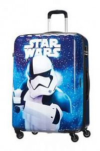 Чемодан American Tourister 22C*013 Star Wars Legends Spinner 75/28