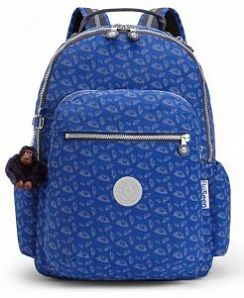 Рюкзак Kipling K0200526Z Seoul Go Large Backpack with Laptop Protection