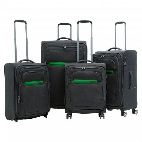 Чемодан Travelite 92149 Madeira 4-Wheels Trolley L Exp