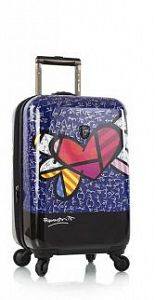 Чемодан Heys 16049 Britto Heart with wings S Exp