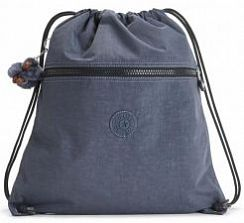 Рюкзак Kipling K09487D24 Supertaboo Essential Large Drawstring Bag